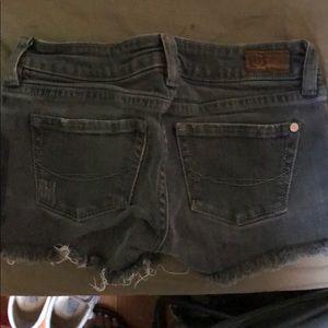 Bullhead Shorts - Bullhead denim shorts